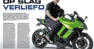 Youri Vleghert – Kawasaki Z1000SX
