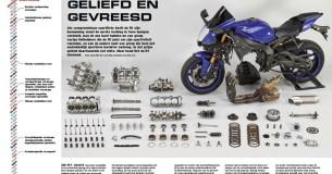 Duurtest eindverslag Yamaha YZF-R1