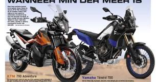 Techniek: KTM 790 Adventure – Yamaha Ténéré 700