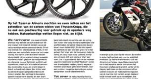 Compacttest carbon wielen ThyssenKrupp