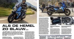 Compacttest BMW C400X