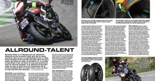 Bandentest Dunlop Sportsmart MK3