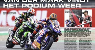 WK Superbike Spanje en Nederland
