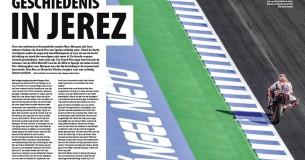 GP Wegrace Jerez, Spanje