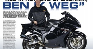 Frans Kuil – Honda Blackbird