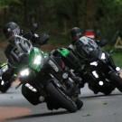 Zuid-Limburg: Kawasaki Versys 1000SE-Lezerstest