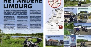 Roadbook-tour: Maas en Peel