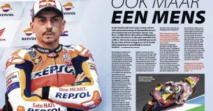 Interview Jorge Lorenzo
