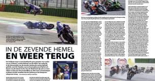 WK Superbike Spanje en Italië