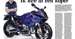 Marius van Willigen – BMW R1070S