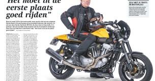 Charles Beetz – Harley-Davidson XR1200