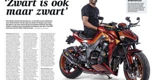Vichal Ibrahim – Kawasaki Z1000