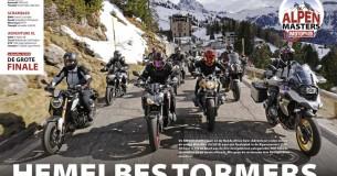 Alpenmaster 2019 (2) – scramblers, nakeds en allroads