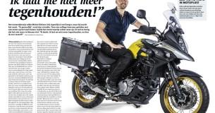Michel Dirksen – Suzuki V-Strom 650