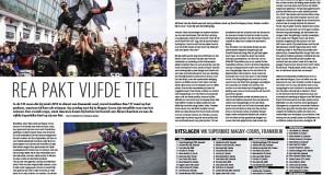 WK Superbike Le Mans, Frankrijk