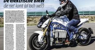 Rij-impressie BMW E-Roadster