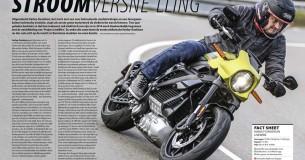 Eerste Test Harley-Davidson LiveWire