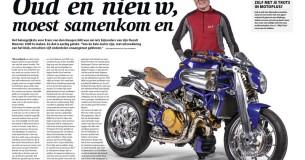Frans van den Hoogen – Ducati Monster 1200
