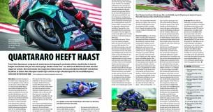 MotoGP-test Sepang