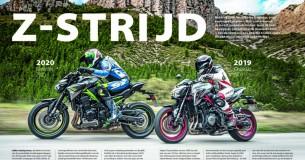 Oud versus nieuw: Kawasaki Z900