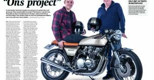 Frank en Len Jonkers – Kawasaki Z650