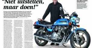 Yoan Warmerdam – Suzuki GSX750