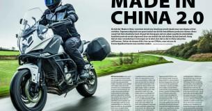Rij-impressie CF Moto