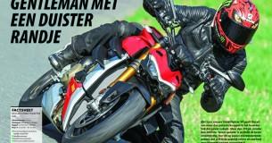 Eerste Test Ducati Streetfighter V4S