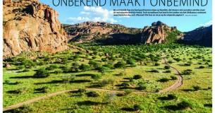Reizen Namibië