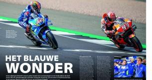 Suzuki in de MotoGP