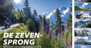 Reizen Seven Summits