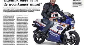 Sjef Roelofsen – Honda NS400R