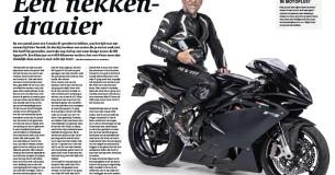Mijn Trots – Peter Teerink en zijn MV Agusta F4