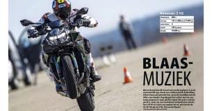 TopTest Kawasaki Z H2
