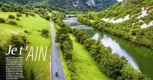 Reizen Ain, Frankrijk