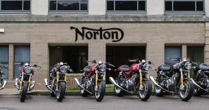 Norton pakt de draad weer op