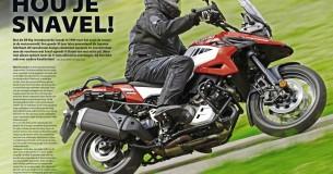 Rij-impressie Suzuki V-Strom 1050XT