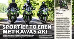Lezerstest Kawasaki Ninja 1000SX