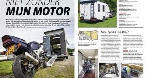 Praktijk – caravans voor motoren