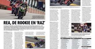 WK Superbike Jerez (spanje) en Portimao (Portugal)