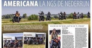Lezerstest Harley-Davidson Softail-modellen