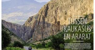 Reizen Armenië