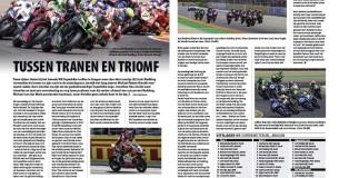 WK Superbike Aragon, Spanje