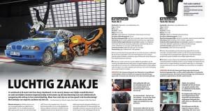 Producttest autonome airbagvesten