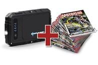 Jaarabonnement + Multifunctionele Jump Starter & Powerbank