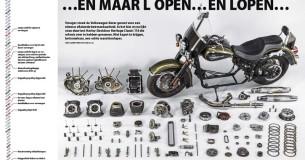 Duurtest eindverslag Harley-Davidson Heritage Classic