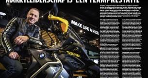Interview Tom Crooijmans BMW Motorrad Nederland