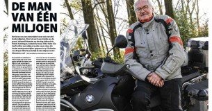 Interview Peter 'Man van één miljoen' Balm