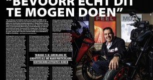 Interview Mario Janssen Yamaha Motor Nederland
