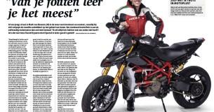 Mark van Rossum – Ducati Hypermotard Special